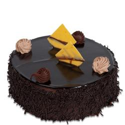 1/2 Kg Choco Chips Cake for Indore