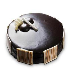 1/2 Kg Dark Chocolate Cake for Indore