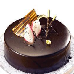 1 Kg Chocolate Cake for Alappuzha