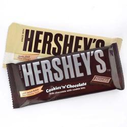 2 Bars of Hershey's Chocolate for Kapurthala