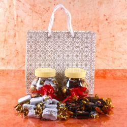 Anjeera & Cafe Dew Toffees Bag for Dewas