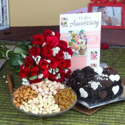 Anniversary Exclusive Gifts Online for Noida