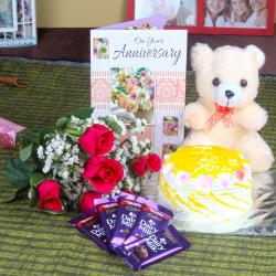 Anniversary Treasure Gifts Online for Alappuzha