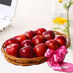 Apples in Basket for Moradabad