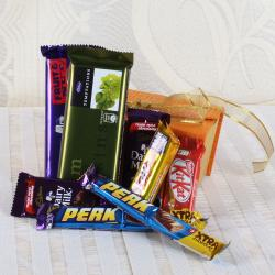 Assorted Indian Chocolate Combo for Chennai