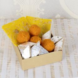 Assorted Indian Sweets Box for Kakinada