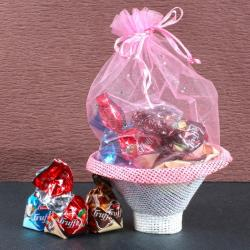 Assorted Truffle Chocolates for Chandigarh