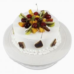 Attractive Fresh Fruit Cake for Coimbatore