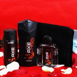 Axe Dark Temptation Combo for Kanchipuram