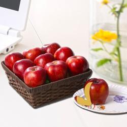 Basket Full of Apples for Kanchipuram