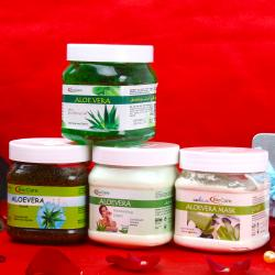 Bio Care Aloevera Body Care Beauty Hamper for Unisex for Chandigarh