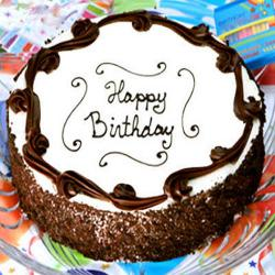 Birthday Black Forest Cake for Pune