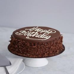 Birthday Chocolate Cake Same Day Delivery for Kanchipuram
