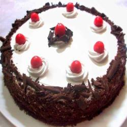 Black Forest Cake from Five Star Bakery for Lucknow
