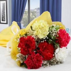 Bouquet of Mix Carnations