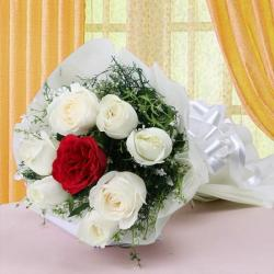Bunch of Beautiful Roses Online for North Goa