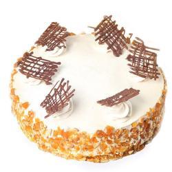 Butterscotch Cake for Cuttack
