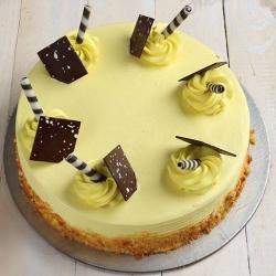 Butterscotch Fresh Cream Cake for Bankura