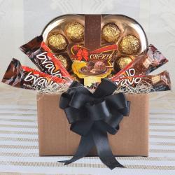 Cherir Chocolates and Bravo Chocolates Box for Mumbai