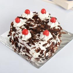 Cherry Black Forest Cake for Kolkata
