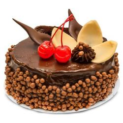 Chocolate Bubbly Cake for Indore