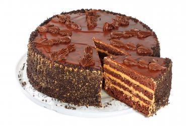 Chocolate Chips Cake for Asansol