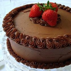 Chocolate Frosting Cake for Pune