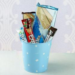 Chocolate full of Bucket for Ahmedabad