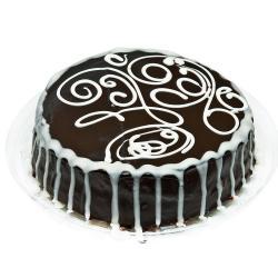 Chocolate Garnish Cake for Gurgaon