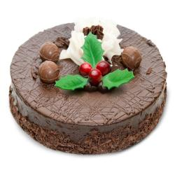 Chocolate Nutties Cake for Gurgaon