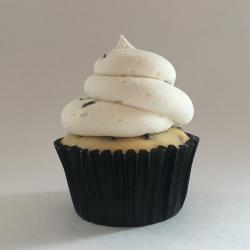 Chocolate with Vanilla Cupcake for Belgaum