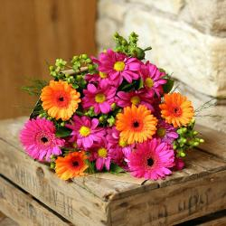 Daises and Gerbera Bouquet