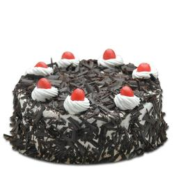 Dark Black Forest Cake for Asansol
