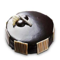 Dark Chocolate Cake from Five Star Bakery for Lucknow