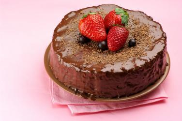 Dark Chocolate Cake for Mumbai