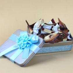 Decorative Box with full of Dates Chooclate for Bharuch