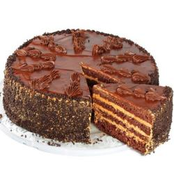 Delicious Designer Chocolate Cake for Thanjavur