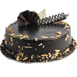 Designer Almond Cake for Kolkata