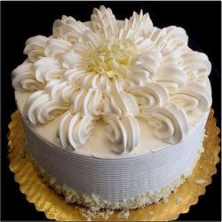 Designer Vanilla Cake for Manipal