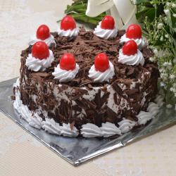 Eggless Black forest Cake Online for Raipur