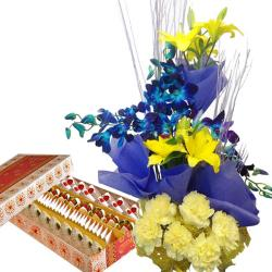 Exclusive Arrangement with Sweets for Bhopal