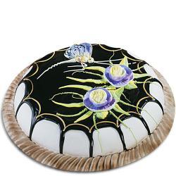 Exotic Vanilla Cake for Asansol