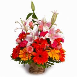 Flowers Magesty Arrangement for Jaipur