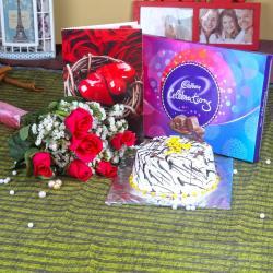 Forever Love Gift Hamper for Gandhinagar