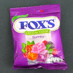 Foxs Crystal Clear Berries for Lucknow