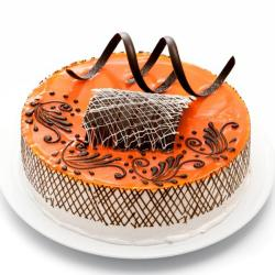 Fresh Orange Cake for Rajahmundry