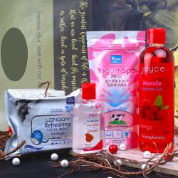 Gift Set Combo for Body Care for Her for Thanjavur