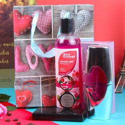 Gifting Collection of Valentine Combo for Jaipur
