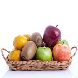 Gourmet Mix Fruits Basket for Baroda