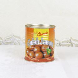 Gulab Jamun Tin Sweets Online for Bhopal
